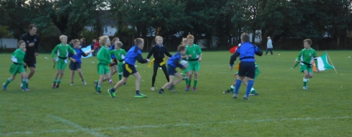 Y6 Tag Rugby Tournament